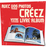 livre album photos